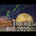 BITCOIN $100,000 USD BIS 2020