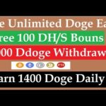 FREE DOGECOIN CLOUD MINING SITE 2019 || Doger.online $200 BTC Earn || BEST FREE MINING SITE