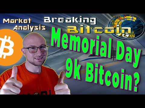 Breaking Bitcoin Market Update - Bitcoin Makes A New Yearly High As Altcoins Follow!  9K Incoming?!