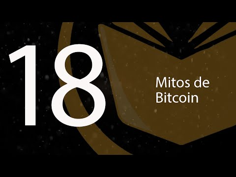 18. Mitos de Bitcoins
