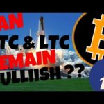 🌟BITCOIN and LITECOIN  STILL BULLISH?🌟litecoin bitcoin price projection, news, trading