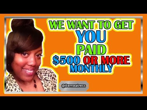 We Want to Get YOU Paid || Make Money Online Today || MyEcon
