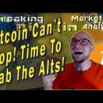 Breaking Bitcoin Market Update – Bitcoin Fakes Out Short Sellers – Strong Rebound As Alts Surge