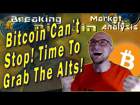 Breaking Bitcoin Market Update - Bitcoin Fakes Out Short Sellers - Strong Rebound As Alts Surge