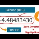 New Free Bitcoin Mining Website Signup Bonus Free Earn Bitcoin Everyday ?