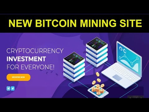 NEW BITCOIN MINING DAILY PROFIT 10% | BEST BITCOIN MINING SITE