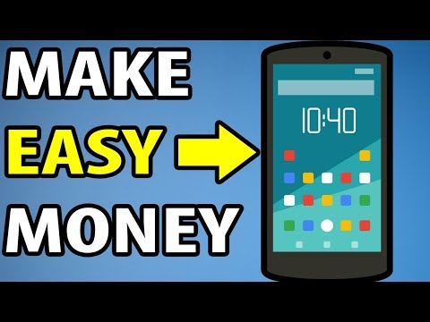 5 Best Apps To Make Easy Money Online - GET PAID FROM HOME