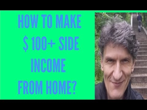 How to Make Extra Money Online From Home[2019]Legit Work From Home (SIMPLE METHOD)