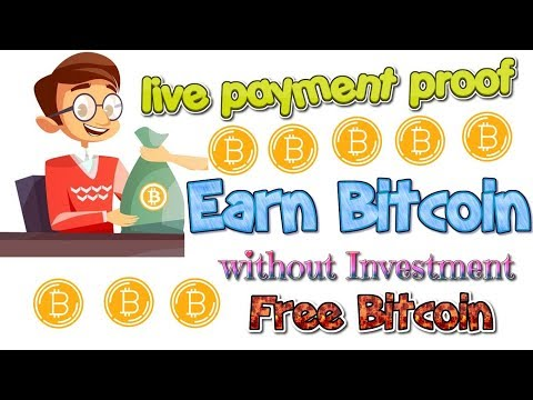Make Money online - Earn Free Bitcoins without Investment - Trusted Website 2019