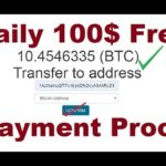 New Free Bitcoin Cloud Mining Site 2019 | Earn Daily 1000$ Free | New Free Bitcoin Earning Site 2019