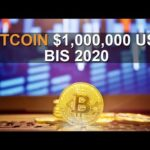 BITCOIN $1,000,000 USD BIS 2020