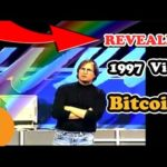 Steve Jobs 1997 Speech May As Well Be About Bitcoin Today | REVEALED: Steve Jobs Bitcoin Speech 1997