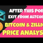 BITCOIN & ZILLIQA ZIL COIN PRICE UPDATES { HINDI }