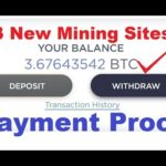 New Free Bitcoin Cloud Mining Sites 2019 | Earn Daily 20$ Free | Without Any Work | Live Proof