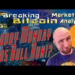 Breaking Bitcoin Market Update – Monday Bloody Monday Strikes Again!  Is The Bull Market OVER?!