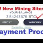 New Free Bitcoin Cloud Mining Site 2019 | Earn Daily 30$ Free | Live Payment Proof