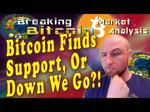 Breaking Bitcoin Market Update - Bitcoin's Bounce Lacks Momentum - More Downside Incoming?! Live TA