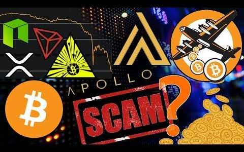 Is Apollo a SCAM?!? XRP Hostile Takeover?!? $5 Million in FREE Bitcoin Accidentally Airdropped! 