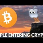 Bitcoin Bull Run 2019, How it Began! Apple to Compete with Samsung in Crypto - Cryptocurrency News