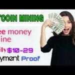 New Bitcoin Mining Site – Best Free Mining Site -Earn Money Online