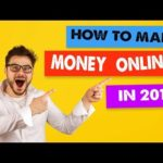 How to make money online fast in 2019