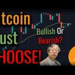 Bitcoin At CRITICAL Decision Point – Has The Bitcoin Rally Resumed?
