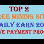 Top 2 Best Cloud Mining Site 2019 | Free Earn Doge & BTC | Daily Earn 20$ Free | With Payment Proof