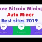Free Bitcoin Mining | 1 TH/s free | Auto Miner | Best sites 2019