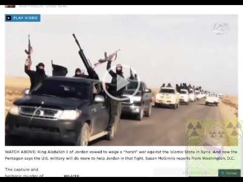 Yin & Yang: Canada Bombs ISIS w/ NO Pics & ISIS Distributes Fake Pics!