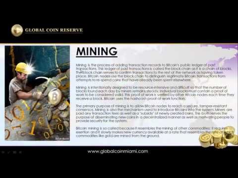Global Coin Explanation on how it works October 2014 (english)
