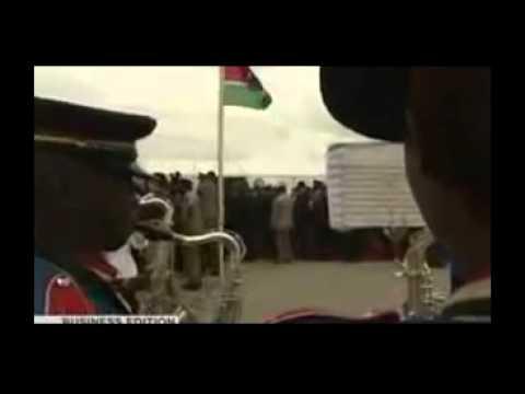 Kenya president plans infrastructure growth until 2030
