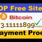 TOP 6 | New  Free Bitcoin Cloud Mining Websites 2019 | Live Payment Proofs | Earn Daily 50$ free