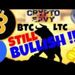 🚀BITCOIN and LITECOIN still BULLISH!?🚀 litecoin bitcoin news, price prediction, trading