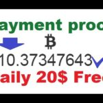 New Free Bitcoin Cloud Mining Site 2019 | Live Payment Proof | Free Bitcoin Cloud Mining Site