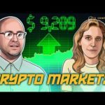 Why Did Bitcoin Surge Above $9,000? | Crypto Markets