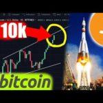 BREAKING: Bitcoin about to hit $10000! The Bitcoin Bullrun has begun!
