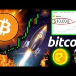 BITCOIN to SMASH $10k!?! 🚀  What NEXT? Are ALTCOINS in SERIOUS Trouble?!