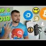 TOP 5 ASIC Coins to Mine in 2019 | Profitability + Best Miners | BTC | DASH | ETH | LTC | ZEC | GRIN