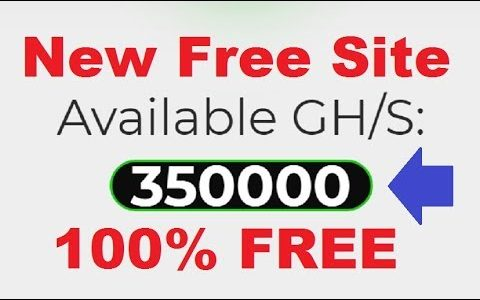 New Free Bitcoin Cloud Mining Site 2019   New Free Multi mining  site   Mine Free Bitcoin