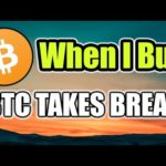 BITCOIN DOWN ALMOST 30% IN 6 DAYS – WHEN I AM BUYING BTC