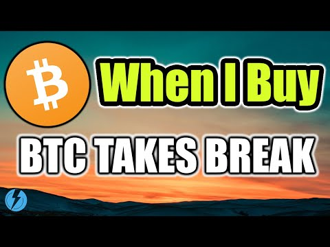 BITCOIN DOWN ALMOST 30% IN 6 DAYS - WHEN I AM BUYING BTC