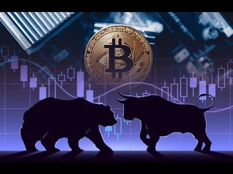 BULLS IN CONTROL BITCOIN BACK OVER 10K