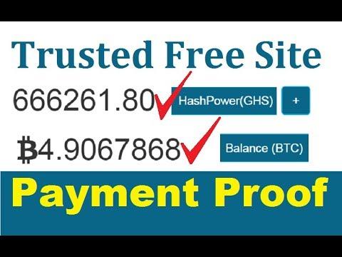 New Free Bitcoin Cloud Mining Site 2019 | Mine Free Bitcoin | Free Bitcoin Cloud Mining Site 2019