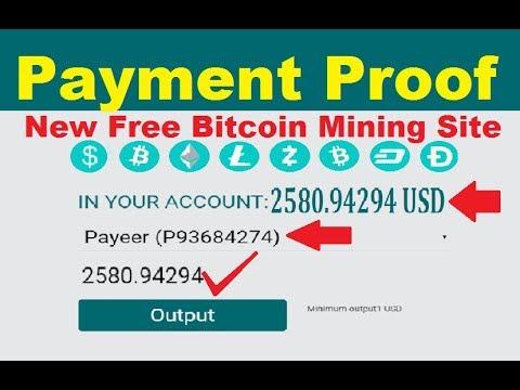 New Free Bitcoin Cloud Mining Site 2019 | Mine Free bitcoin | New Free Bitcoin Mining Site 2019