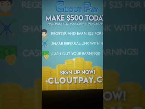 Clout Pay LEGIT! Make Money Online Using Social Media | share.cloutpay.co/Mommy2Eight18