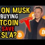 ELON MUSK Is BUYING BITCOIN To SAVE TESLA? His BRILLIANT BTC PHILOSOPHY Is SHAKING CRITICS And FOOLS