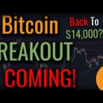 Bitcoin Is Approaching A Critical Decision Point! – Is Bitcoin About To Return To $14,000?