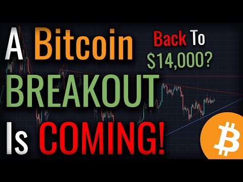 Bitcoin Is Approaching A Critical Decision Point! - Is Bitcoin About To Return To $14,000?