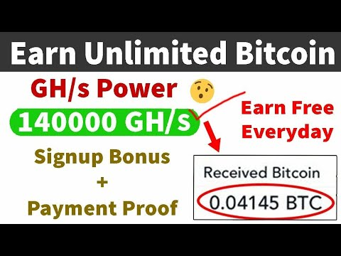Best Bitcoin Cloud Mining Site Earn Free Unlimited Bitcoins Live Payout Proof