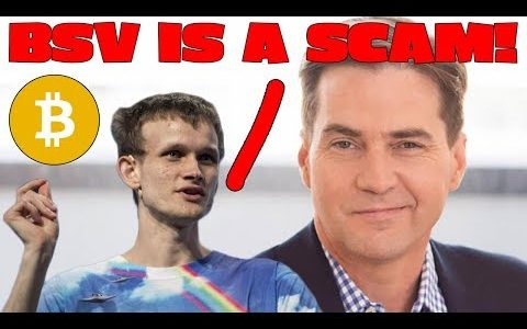 Bitcoin SV is a SCAM… Obviously!